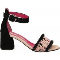 Schuhe Damen Sandalen / Sandaletten Le Babe TESSA JACQUAR rosa