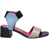 Schuhe Damen Sandalen / Sandaletten Le Babe MINA NAPPA grigio