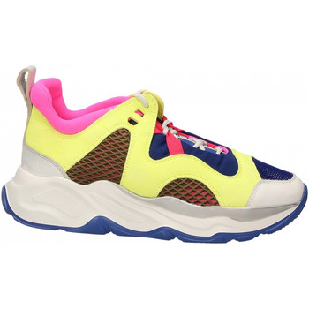 Schuhe Damen Sneaker Low Fabi SNEAKER vrc-grigio-viola