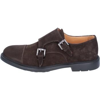 Schuhe Herren Derby-Schuhe & Richelieu Zenith elegante wildleder braun