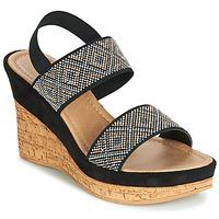 Schuhe Damen Sandalen / Sandaletten André RATAPLAN Multicolor