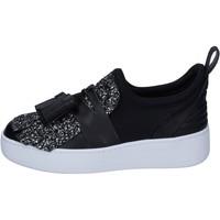 Schuhe Damen Slip on My Grey Mer slip on textil schwarz