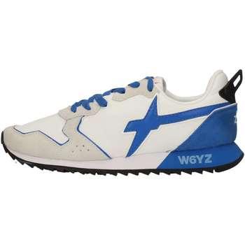 Schuhe Herren Sneaker Low W6yz JET-M WEISS