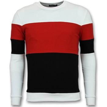 Kleidung Herren Pullover Enos Pullis Für FWR Schwarz, Weiß, Rot