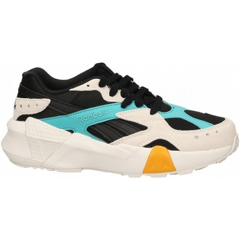 Schuhe Damen Fitness / Training Reebok Sport AZTREK grey-black-blue