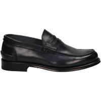Schuhe Herren Slipper Brecos VITELLO blu