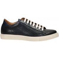 Schuhe Herren Derby-Schuhe Brecos VITELLO azzurro-jeans