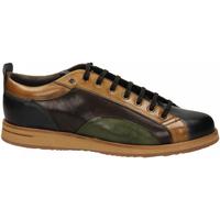 Schuhe Herren Derby-Schuhe Brecos VITELLO azzurro-legno