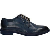 Schuhe Herren Derby-Schuhe Brecos VITELLO azzurro