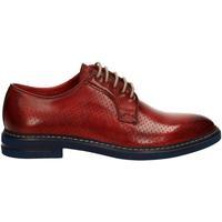 Schuhe Herren Derby-Schuhe Brecos VITELLO rosso