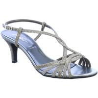 Schuhe Damen Sandalen / Sandaletten Vista Sandaletten 21-424m 21-424m grau