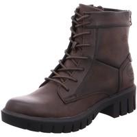 Schuhe Damen Boots Dockers by Gerli Stiefeletten 37OL202610320 braun