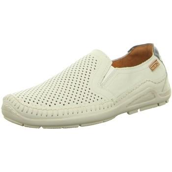 Schuhe Herren Slip on Pikolinos Slipper 06H-3126_V18 weiß