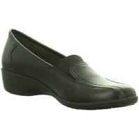 Schuhe Damen Slipper Longo Slipper Bequemslipper ab 25 mm 1005486 schwarz