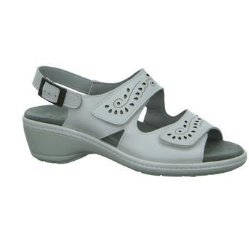 Schuhe Damen Sandalen / Sandaletten Diverse Sandaletten Beq-Sandl-Wörishf+30 1006412 grau