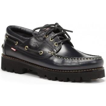 Schuhe Herren Bootsschuhe Fluchos 24 Hrs mod.8657 Blau