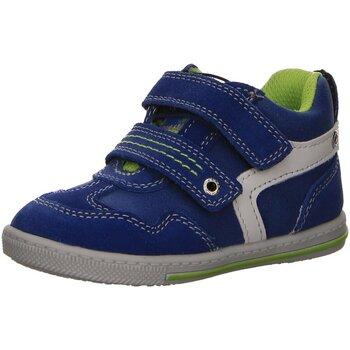 Schuhe Jungen Sneaker Low Lurchi By Salamander Klettschuhe 331464422 B 3314644-22 blau
