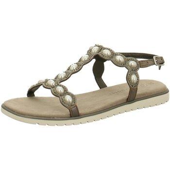 Schuhe Damen Sandalen / Sandaletten Bugatti Sandaletten Joleen Sandale 431-47884-5900-1100 grau