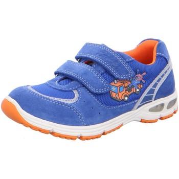 Schuhe Jungen Sneaker Low Lurchi Klettschuhe Kletter 33-14961-22 blau