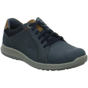 Schuhe Herren Sneaker Low Jomos Schnuerschuhe 322316 3223161418032 blau