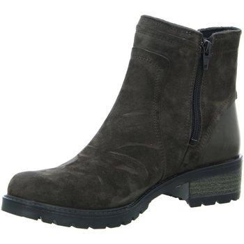 Schuhe Damen Stiefel Longo Stiefeletten Stiefel mit Warmfutter 3073029-2 2 grau