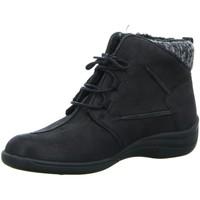 Schuhe Damen Boots Longo Stiefeletten 3073031-1/1 schwarz