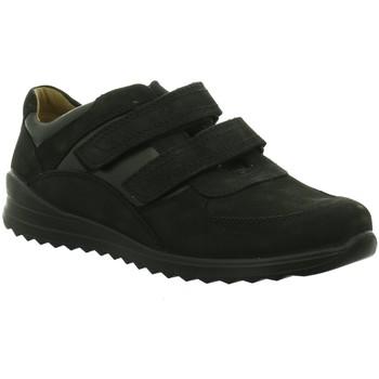 Schuhe Herren Sneaker Low Jomos Slipper 319401 173 000 schwarz