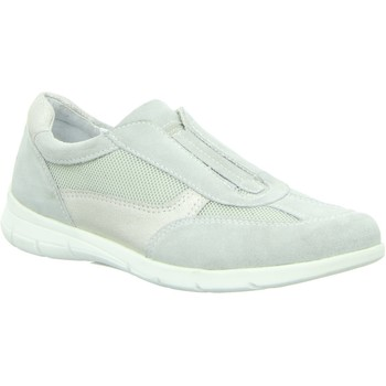 Schuhe Damen Sneaker Low Longo Slipper Slipper und Trotteur 3074883-3 weiß