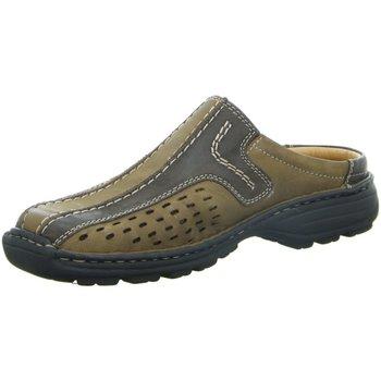 Schuhe Herren Pantoletten / Clogs Diverse Offene Beq. Clogs Wörishf 1006858 braun