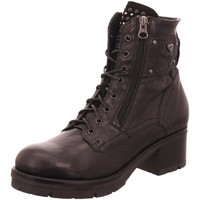 Schuhe Damen Stiefel NeroGiardini Stiefeletten 807200-100 schwarz