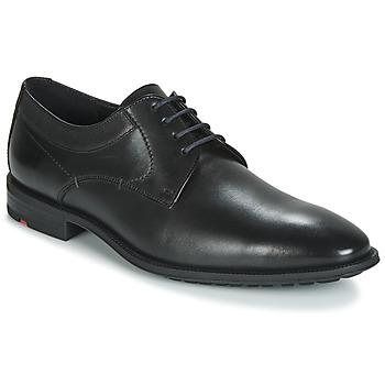 Schuhe Herren Derby-Schuhe Lloyd JAYDEN Schwarz