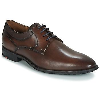 Schuhe Herren Derby-Schuhe Lloyd JAYDEN Cognac