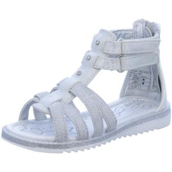 Schuhe Mädchen Sandalen / Sandaletten Supremo Schuhe 6973101 WHITE silber