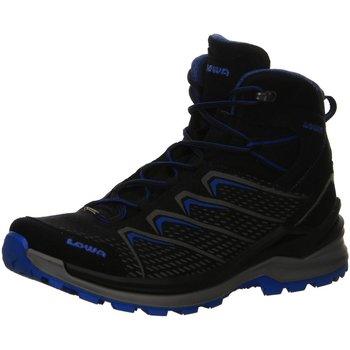 Schuhe Herren Wanderschuhe Lowa Sportschuhe FERROX PRO GTX® MID 310651/9940 schwarz
