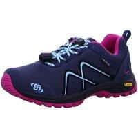Schuhe Mädchen Wanderschuhe Brütting Bergschuhe 421089 421089 blau