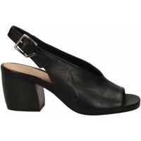 Schuhe Damen Sandalen / Sandaletten Salvador Ribes GRETA HARLEY nero