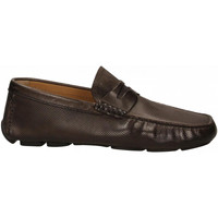 Schuhe Herren Slipper Brecos VITELLO cioccolato