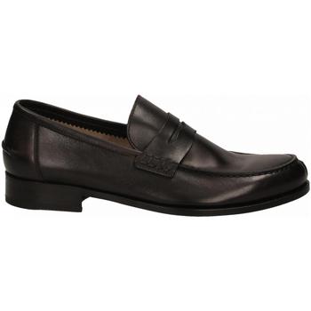 Schuhe Herren Slipper Calpierre VENEZIA chccolate