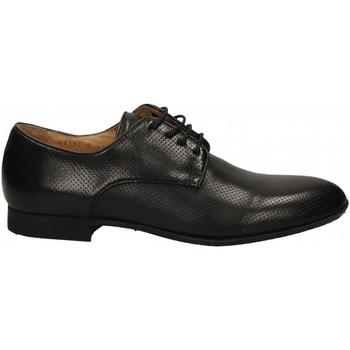 Schuhe Herren Derby-Schuhe Brecos CRUST nero