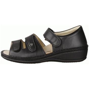 Schuhe Damen Sandalen / Sandaletten Finn Comfort Sandaletten Usedom 2534 014099 schwarz