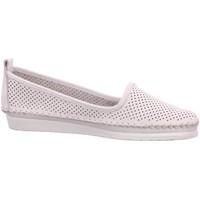 Schuhe Damen Ballerinas Andrea Conti Slipper 0021534-001 weiß