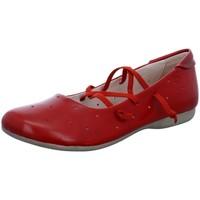 Schuhe Damen Ballerinas Josef Seibel 87211971/396 rot