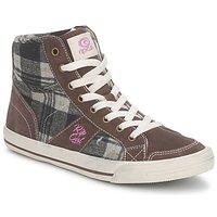 Schuhe Damen Sneaker High Rip Curl BETSY HIGH Braun