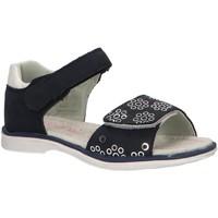Schuhe Mädchen Sandalen / Sandaletten Happy Bee B137644-B2579 Azul