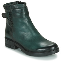 Schuhe Damen Boots Dream in Green FOMENTANA Grün