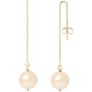 Uhren & Schmuck Damen Ohrringe Blue Pearls BPS K397 W Multicolor