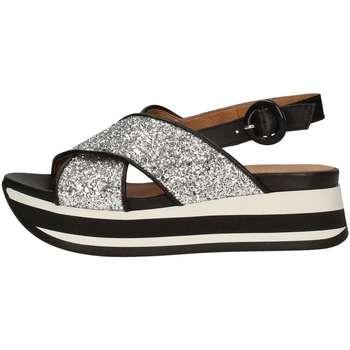 Schuhe Damen Sandalen / Sandaletten Janet Sport 43755 BLACK