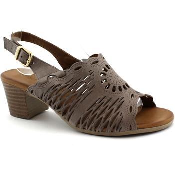 Schuhe Damen Sandalen / Sandaletten Cinzia Soft CIN-E19-IBI202-TA Grigio