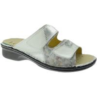 Schuhe Damen Pantoffel Calzaturificio Loren LOM2768bi grigio