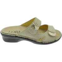 Schuhe Damen Pantoffel Calzaturificio Loren LOM2772op grigio
